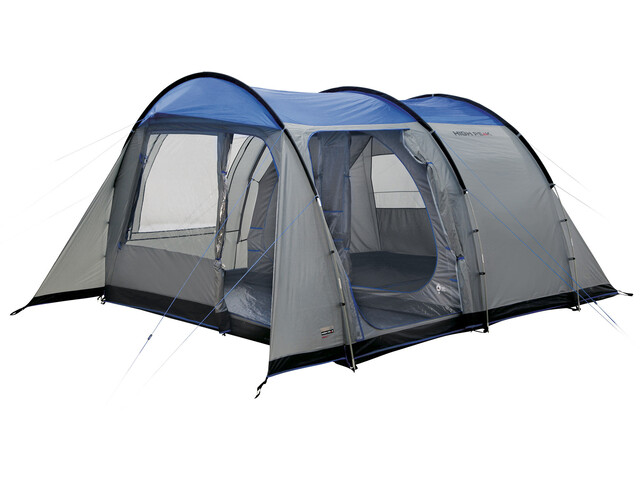 High Peak Albany 5 tent grijs
